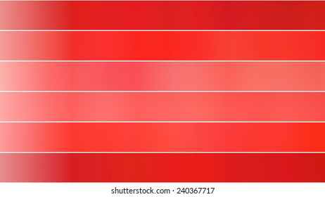 abstract red background. horizontal lines and strips