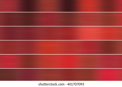 abstract red background. horizontal lines and strips.