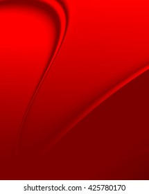 Abstract red conception for background