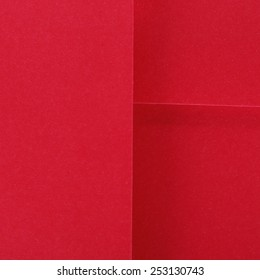 abstract red paper texture for design background