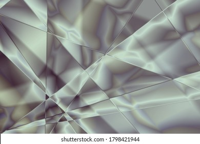 abstract reflexive background with glares, lights and shadows