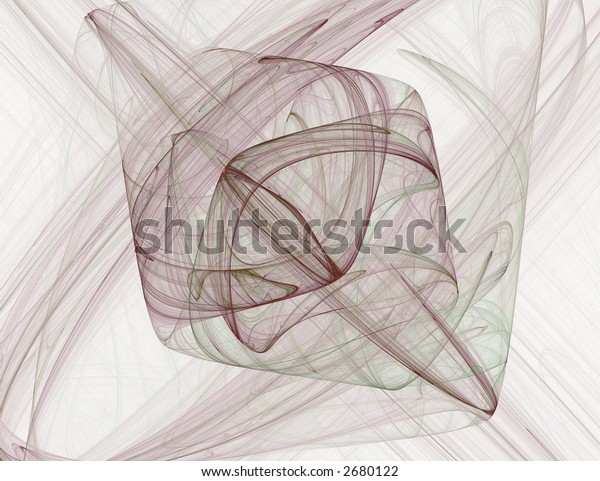 Abstract rendered motion