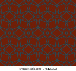 Abstract repeat backdrop. Design for prints, textile, decor, fabric. monochrome seamless pattern