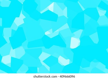 Abstract repeating endless seamless texture