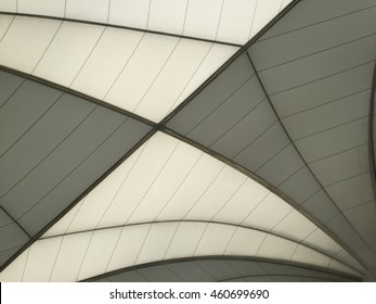 Abstract roof background
