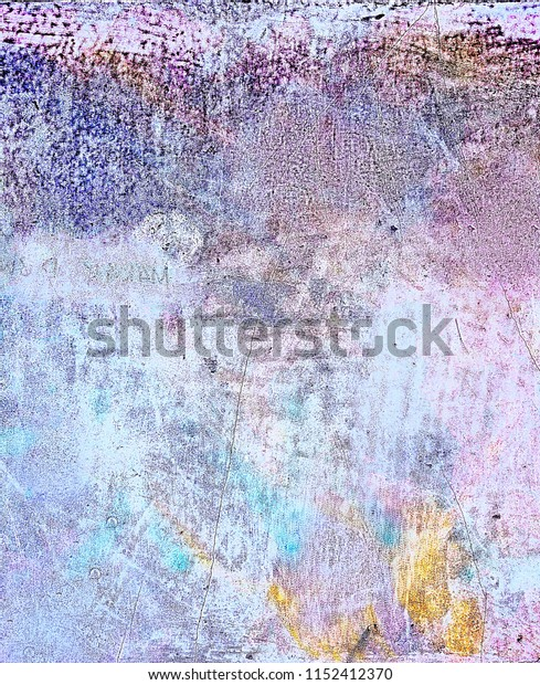 Abstract rustic colorful surface background texture