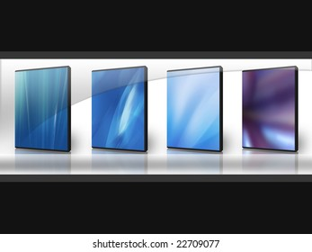 Abstract screen