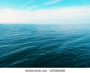 Abstract  sea water background