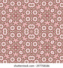 abstract seamless pattern made from  vintage rose ,can be used for texture background
