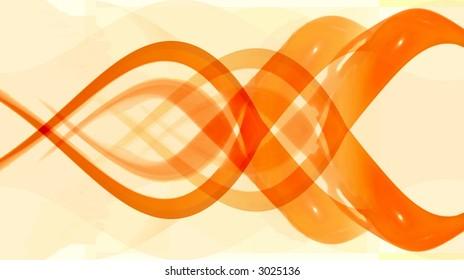 abstract shiny curve
