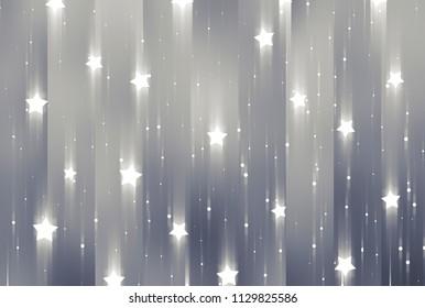 abstract shiny grey background. illustration digital.