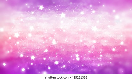 abstract shiny pink background