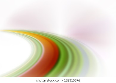 abstract smooth curve background