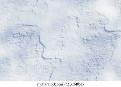 Abstract snow background texture, snowdrift with nice curved shadows