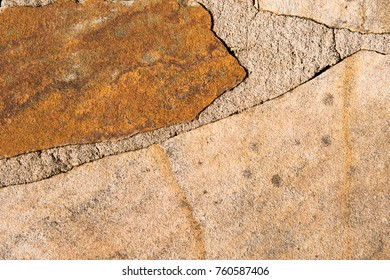 Abstract stone pattern