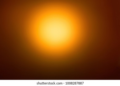 Abstract, sunny bokeh background, image for the background.