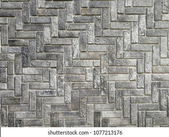 Abstract surface detail of concrete cement wall background and texture.