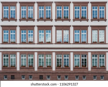 """Abstract Texture Background """"European Architecture"""""""