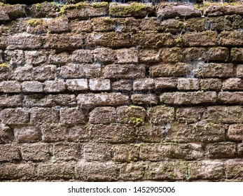 "Abstract Texture Background ""Old Brick Wall"""