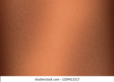 Abstract texture background, rough copper metallic wall