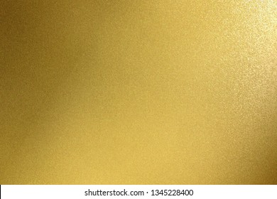 Abstract texture background, scratches on gold panel