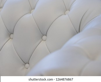 "Abstract Texture Background ""white leather armchair"""