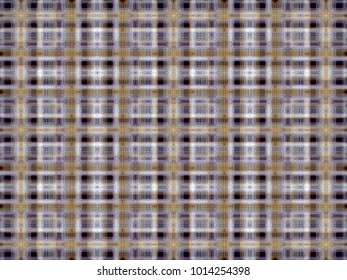 abstract texture. colored weave pattern. simple checkered background. geometric plaid illustration.