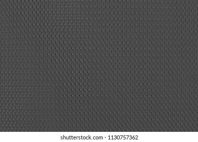 abstract texture of fabric with a small pattern for a background or for wallpaper of dark gray color