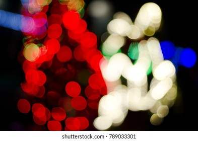 Abstract texture, light background, bokeh