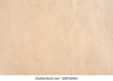 abstract texture of light brown recycled paper