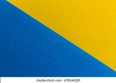abstract texture paper colorful blue and yellow background