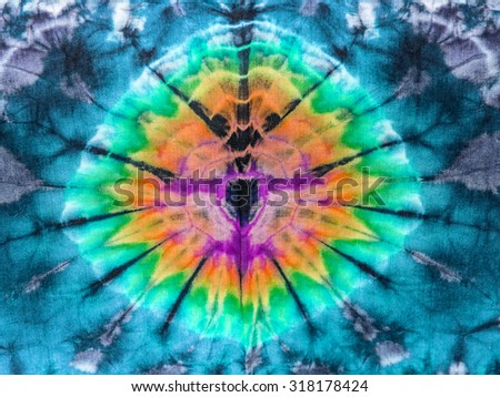 ebda8a0a Abstract Texture Tie Dye Fabric Background Stock Photo (Edit Now ...