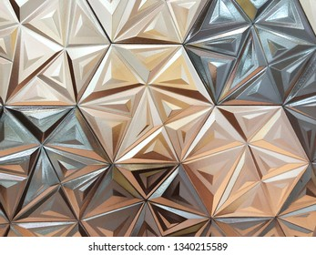 Abstract tiled background.