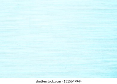 Abstract turquoise bright wood texture over blue light natural color background Art plain simple peel wooden floor grain teak old panel backdrop with tidy board detail streak finishing for white space