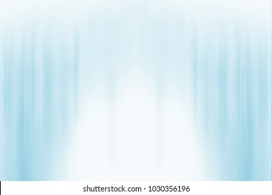 Abstract vertical motion effect blue background. Winter natural landscape deformed, post-processing of an original photography. Great graphic design backdrop for your online graphic design project