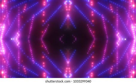 Abstract violet creative background. illustration digital.