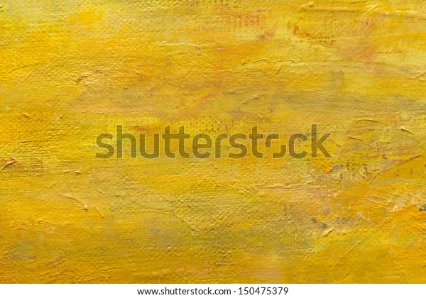 Abstract Wallpaper Oil Painting Brush Strokes The Arts Stock Image 150475379