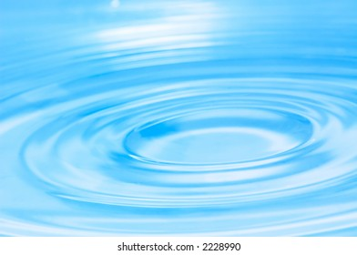 abstract water ripple background