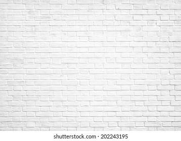 Abstrakte, verwitterte Textur farbige alte Stuck hellgraue und gealterte Wand aus weißem Ziegelstein Hintergrund im ländlichen Raum, grungy rostige Blöcke von Stonework-Technologie Farbe horizontale Architektur Tapete