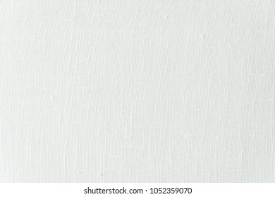 Abstract white canvas textures and surface for background
