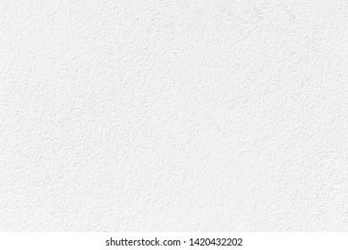 Abstract white cement or concrete wall for background. Paper, texture, white,  Empty space.