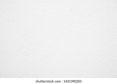 Abstract white cement or concrete wall for background. Paper, texture, white,clean, Empty space.