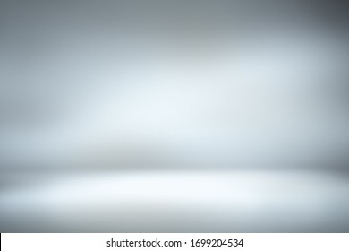 Abstract white gray template background. Picture can used web ad. blank space dark gradient wall for graphic design backdrop or add text.
