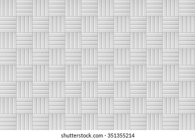 abstract white grey mosaic tile texture background