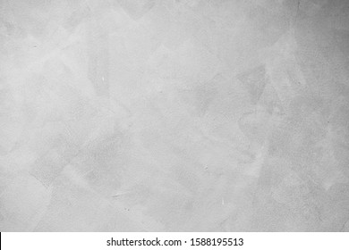 Abstract white and grey texture background. Concrete wallpaper is rugged.