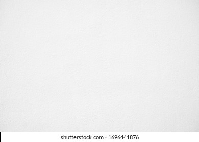 Abstract white natural pattern of paper texture cement or concrete wall for background.