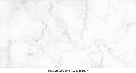 Abstract white natural wide marble texture background High resolution or design art work,White stone floor pattern for backdrop or skin luxurious.