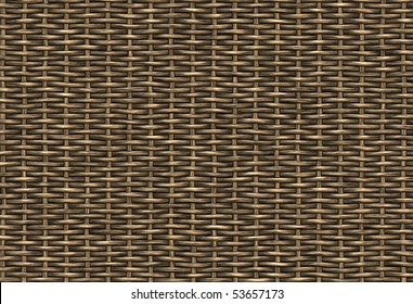 abstract woven wicker background texture