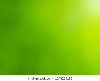 Abstract yellow green white color light background.