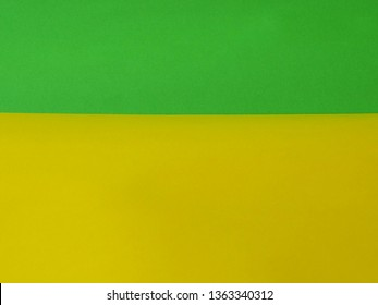 Abstract yellow and green background, spring background